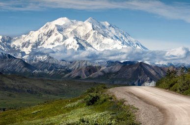 Alasak's Denali National Park. Tweeted by the US Department of the Interior, 7/19/16.