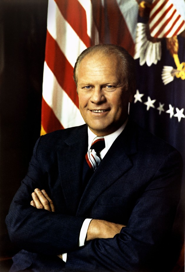 President Ford - Flag