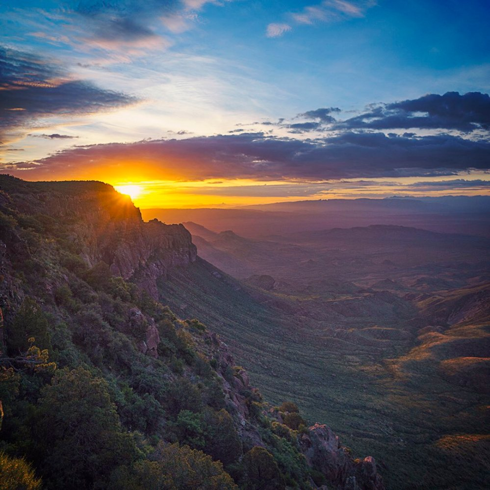 Head to Big Bend National Park for epic vistas & unforgettable beauty. Photo by Long Nguyen. Tweeted by the US Department of the Interior, 1/7/17.