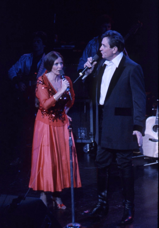 From The Vault Johnny Cash June Carter Cash Carlene Carter