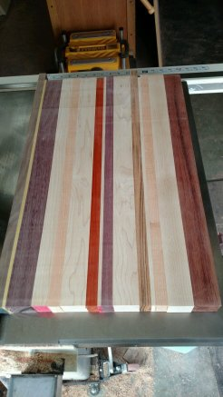Cutting Board 17 - 422 - 45