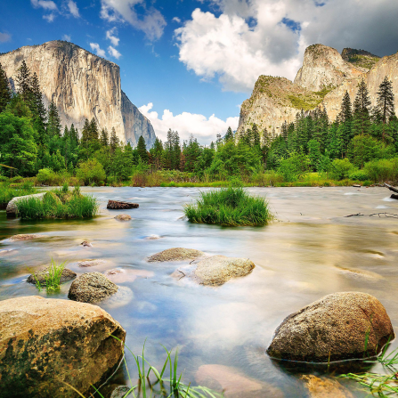 On June 30,1864, President Lincoln signed the Yosemite Land Grant, protecting the Mariposa Grove and Yosemite Valley – an area that would later become Yosemite National Park. It was the first time the government protected land because of its natural beauty so that people could enjoy it. Thanks to John Muir's passionate writing to further protect the delicate ecosystem of the High Sierra, Yosemite became our nation's 3rd national park 26 years later. Photo courtesy of Jonathan Basiago. Posted on Tumblr by the US Department of the Interior, 6/30/17.
