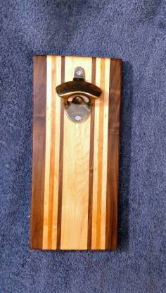 Magic Bottle Opener 18 - 108. Wall mount.