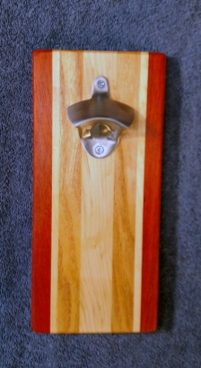 Magic Bottle Opener 18 - 116. Wall mount.