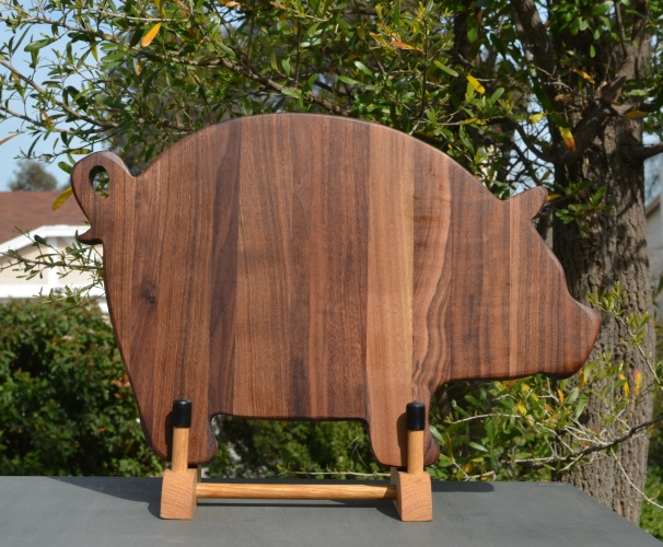Pig 18 - 601. Black Walnut.