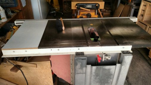 Table Saw Motor 02