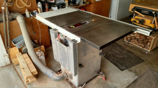 Table Saw Motor 05