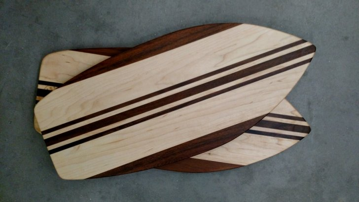 Medium Surfboard 17 - 03